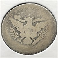 1897 BARBER HALF DOLLAR G
