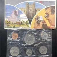1979 CANADA MINT SET