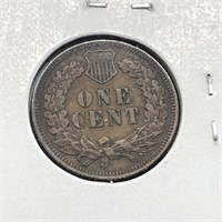1900 INDIAN HEAD CENT  XF