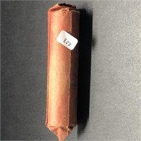 ROLL OF 1920 WHEAT CENTS