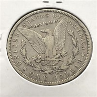 1899 O MORGAN DOLLAR  VF