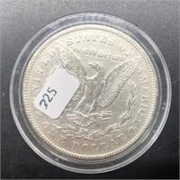 1878 MORGAN DOLLAR  7 TF