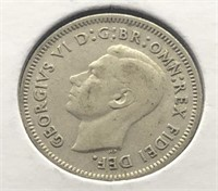 SILVER 6 PENCE