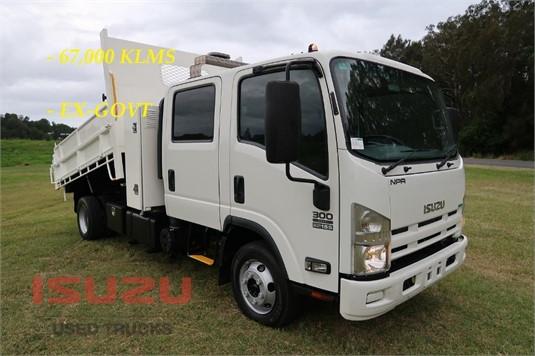 2014 Isuzu NPR 300 Dual Cab Used Isuzu Trucks - Trucks for Sale