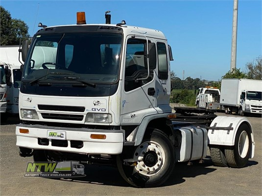 2002 Isuzu GVD 950 National Truck Wholesalers Pty Ltd - Trucks for Sale