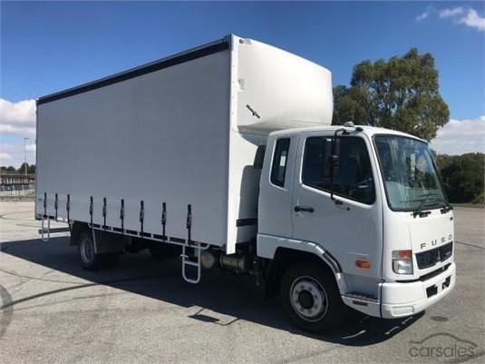 2018 Mitsubishi Fuso FIGHTER 1124 - Trucks for Sale