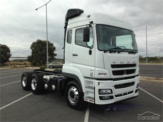 2020 Mitsubishi Fuso FV54 - Trucks for Sale