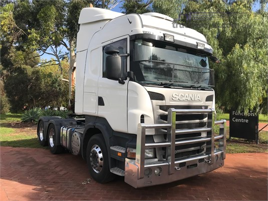 2010 Scania R560 - Trucks for Sale