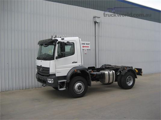 2020 Mercedes Benz Atego 1630 - Trucks for Sale