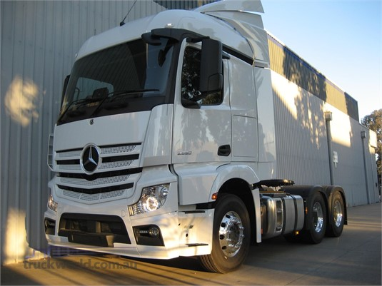 2020 Mercedes Benz Actros 2653 - Trucks for Sale