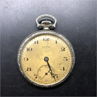 5 POCKET WATCHES NEED WORK