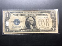 1928 FUNNY BACK SILVER CERTIFICATE