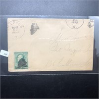 1890 TWO CENT STAMP