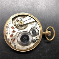 GREAT WESTERN POCKET WATCH