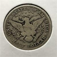 1904 BARBER HALF DOLLAR  G