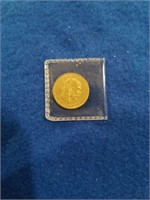 1896 Gold Austria 10 Corona
