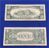 1969-b, C Federal Reserve Notes