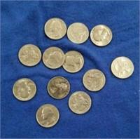 Bicentennial Quarters