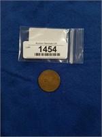 1932 Election Campaign Token Bronze