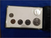 1970 Canadian Coin Set