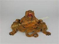 May 20 Rare Figural Inkwell Collection-Fine Art to Whimsy