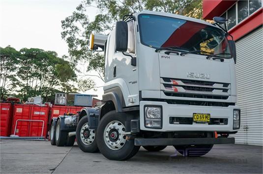 2018 Isuzu FYH 2000 Suttons Trucks - Trucks for Sale