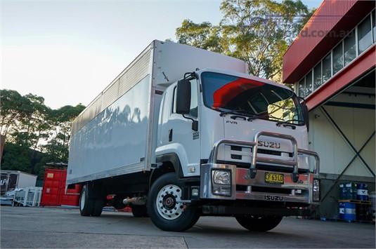 2015 Isuzu FVR Suttons Trucks - Trucks for Sale