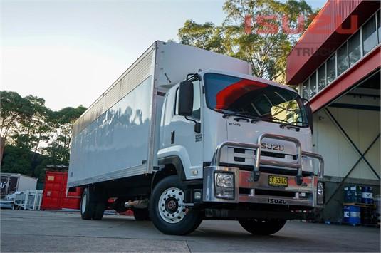2015 Isuzu FVR Used Isuzu Trucks - Trucks for Sale