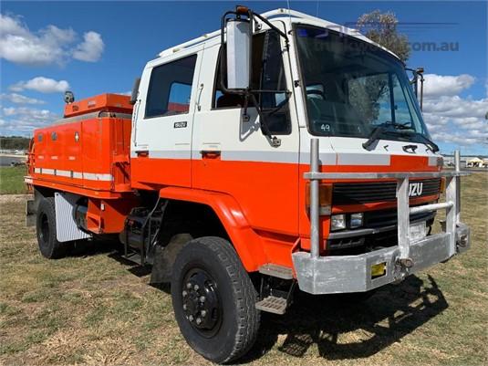 1988 Isuzu FTS - Trucks for Sale