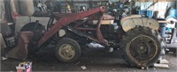 Ross Family Items - Tractor, Household and Tools