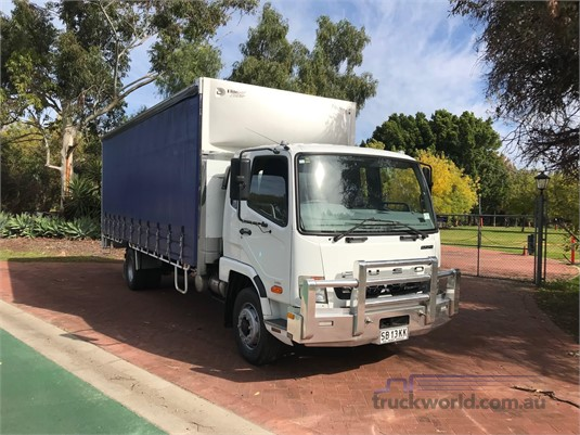 2015 Mitsubishi Fuso FK600 - Trucks for Sale