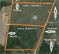 Greenwood County Kansas Land Auction