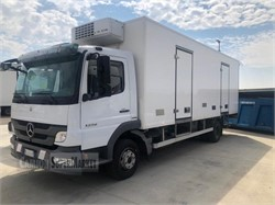 MERCEDES-BENZ ATEGO 1224  used