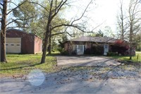 3 Bedroom Ranch Home & Pole Barn all in Town
