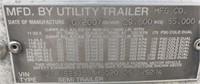2008 Utility Reefer Trailer