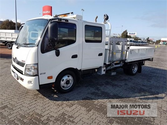2013 Hino 300 Series 616 Major Motors - Trucks for Sale