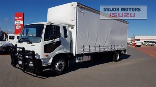2013 Mitsubishi Fuso FIGHTER 1627 Major Motors - Trucks for Sale