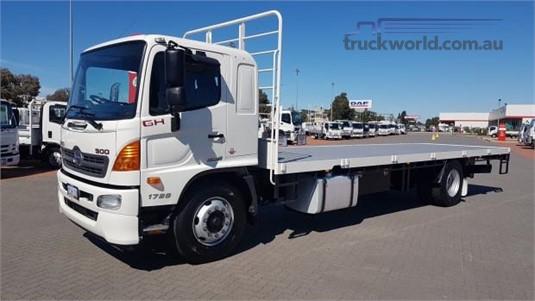 2015 Hino 500GH1728 - Trucks for Sale