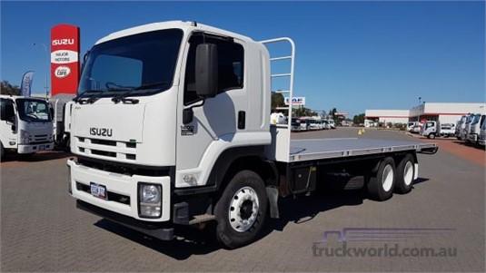 2013 Isuzu FVY - Trucks for Sale