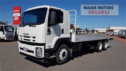 2013 Isuzu FVY Major Motors - Trucks for Sale