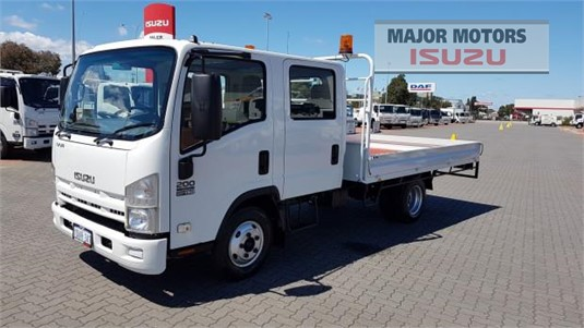 2010 Isuzu NNR Major Motors - Trucks for Sale