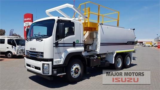 2019 Isuzu FVZ Major Motors - Trucks for Sale