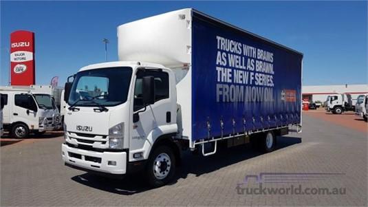 2016 Isuzu FSR - Trucks for Sale