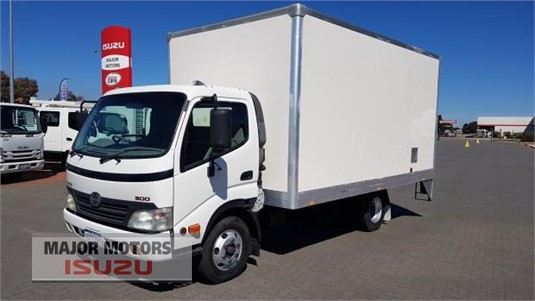 2010 Hino 300 Series 616 Major Motors - Trucks for Sale