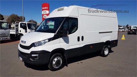 2016 Iveco Daily 50c17 - Trucks for Sale