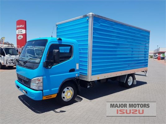 2007 Mitsubishi Fuso CANTER FE85P Major Motors - Trucks for Sale