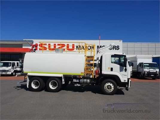 2020 Isuzu FVZ - Trucks for Sale