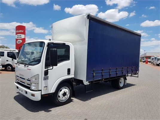 2008 Isuzu NQR - Trucks for Sale