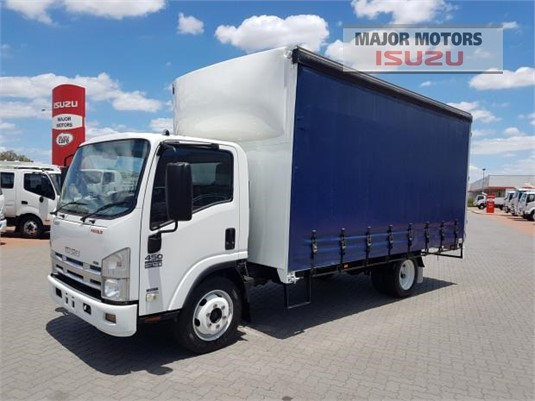 2008 Isuzu NQR Major Motors - Trucks for Sale