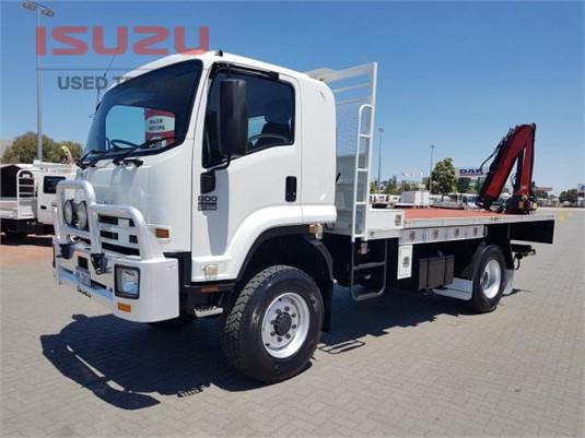 2012 Isuzu FTS Used Isuzu Trucks - Trucks for Sale